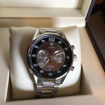 TAG Heuer Carrera Calibre 36 Steel 43mm Grey United States of America, New Jersey, summit