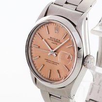 Rolex Oyster Perpetual Date Staal 34mm
