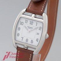 Hermès gebraucht Quarz 33,5mm Saphirglas
