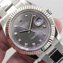 Rolex Datejust II pre-owned 41mm Steel