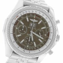 Breitling Bentley 6.75 Steel 48.7mm Black United States of America, New York, Massapequa Park