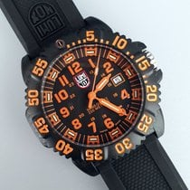 Luminox Navy Seal Colormark Carbon 44mm Black Arabic numerals