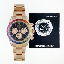 Rolex 116595RBOW Rose gold Daytona 40mm