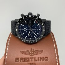 Breitling Chronoliner Steel 46mm Black United States of America, California, Los Angeles