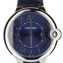 Cartier Ballon Bleu 44mm Platinum 46mm Blue United States of America, Illinois, BUFFALO GROVE