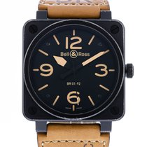 Bell & Ross BR 01-92 46mm Black United States of America, Georgia, Atlanta