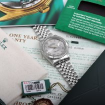 Rolex Steel 36mm Automatic pre-owned