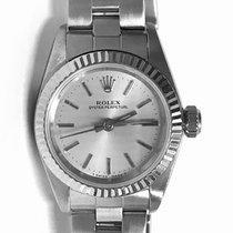Rolex Gold/Stahl 25 mmmm Automatik Lady's Rolex 67194 gebraucht