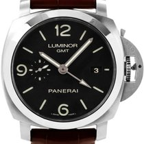 Panerai Luminor 1950 3 Days GMT Automatic PAM 00320 2019 new