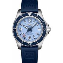 Breitling Superocean II 36 Acero 36mm Azul