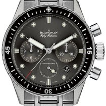 Blancpain Fifty Fathoms Bathyscaphe 5200-1110-70B 2020 new