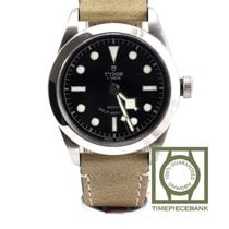Tudor Black Bay 36 Steel 36mm Black