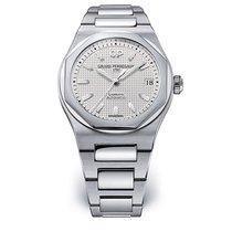 Girard Perregaux Laureato Steel 42mm Silver No numerals