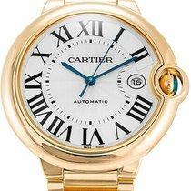 Cartier Ballon Bleu 42mm 42mm White Roman numerals
