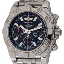 Breitling Chronomat 41 new Automatic Chronograph Watch with original box and original papers AB014112/BB47-378A