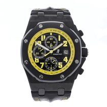 Audemars Piguet Carbon 42mm Automatic 26176FO.OO.D101CR.02 pre-owned United States of America, Pennsylvania, Bala Cynwyd