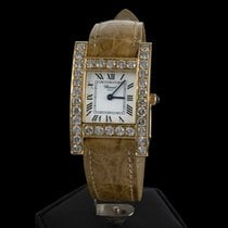 Chopard Your Hour in Yellow Gold  and Diamonds
