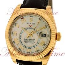 Rolex Sky-Dweller 326138 pre-owned
