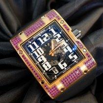 Richard Mille RM 016 Rose Gold Diamond Ruby