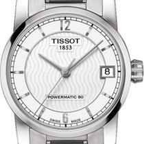 Tissot Titanium Automatic POWERMATIC 80