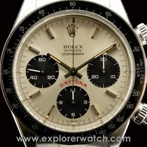 Rolex Daytona 6263  Perfect Big Red Floating Dial