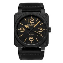 "Bell & Ross – BR 03-92 ""Heritage"" Black Ceramic"