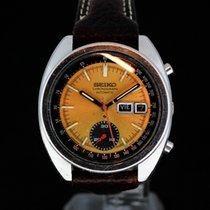 Seiko chronograph automatic Yellow Dial ca. aus 1970