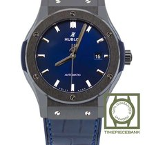Hublot Classic Fusion Blue Ceramic 42mm Blue