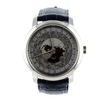Vacheron Constantin Traditionnelle World Time Platinum Limited...