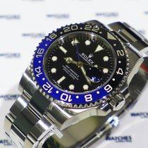 Rolex Oyster Perpetual Date GMT-Master II Blue/Black Batman -...