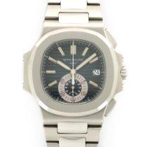 Patek Philippe Nautilus Chronograph Blue Watch Ref. 5980