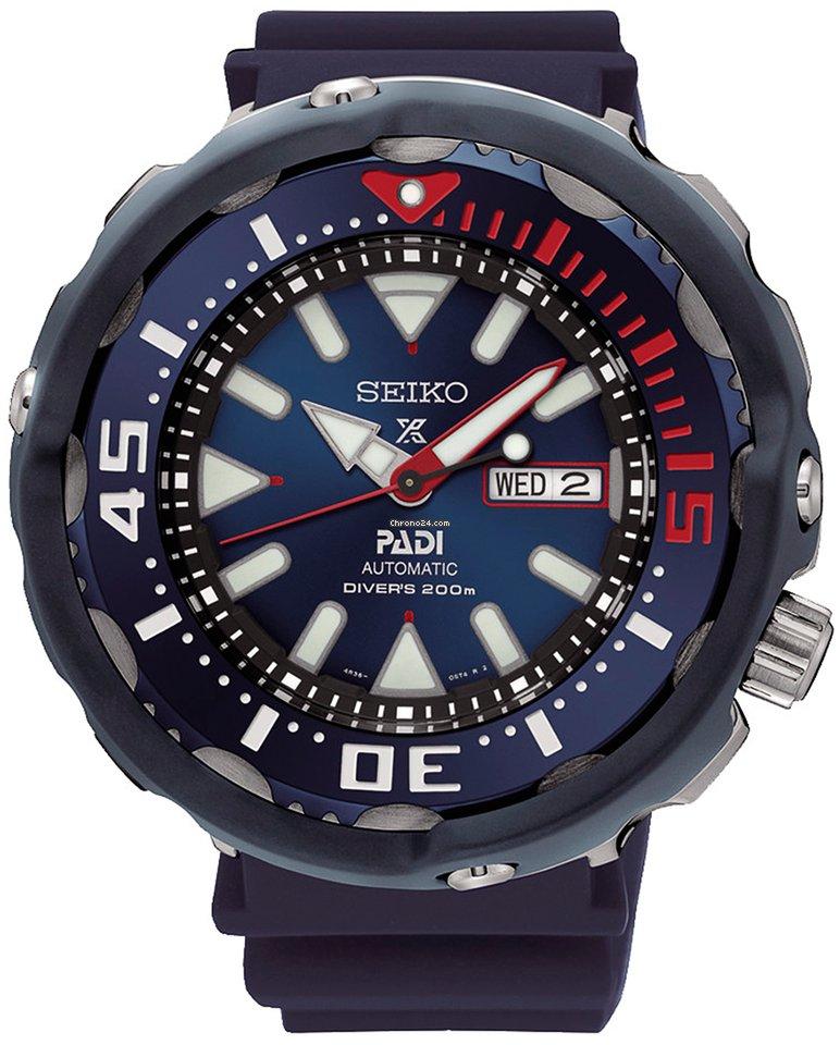 Seiko Prospex PADI edition SRPA83K1  0344790310