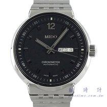 美度 鋼 41.5mm 自動發條 Mido All Dial Chronometer 二手
