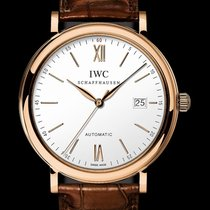 IWC Rose gold 40mm Automatic IW356504 new