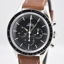 Omega 311.32.40.30.01.001 Steel Speedmaster Professional Moonwatch 39.7mmmm