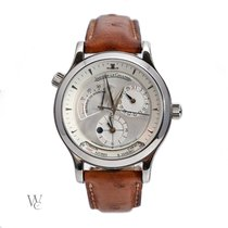 Jaeger-LeCoultre Master Geographic Power Reserve
