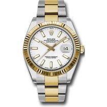 Rolex Datejust 126333 New Steel 41mm