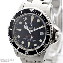 Rolex Vintage SeaDweller Double Red Mark III Ref-1665 Stainles...
