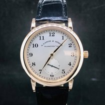 A. Lange & Söhne 36mm Handopwind 2003 tweedehands 1815 Wit