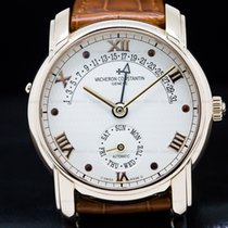 Vacheron Constantin Rose gold 37mm Automatic 47245/000R pre-owned United States of America, Massachusetts, Boston