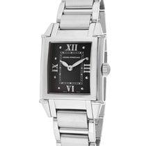 Girard Perregaux Vintage 1945 new Quartz Watch with original box and original papers 25740-1-11-612