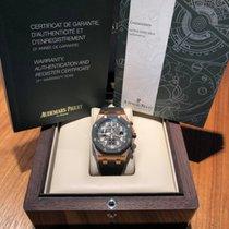Audemars Piguet Royal Oak Offshore Chronograph Rose gold 42mm Black Arabic numerals