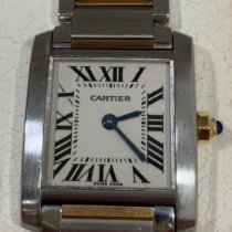 Cartier Tank Française Steel 20mm Singapore, Singapore