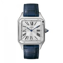 Cartier Santos Dumont Steel 31.4mm Silver United States of America, Florida, Miami