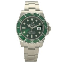 Rolex new Automatic Luminescent Numerals Rotating Bezel 40mm Steel