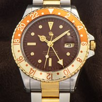 Rolex GMT-Master Gold/Steel 40mm