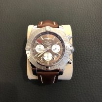 Breitling Chronomat 44 GMT Stahl 44mm Braun Deutschland, Koblenz