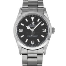Rolex Explorer Steel 36mm Black Arabic numerals United States of America, Maryland, Baltimore, MD