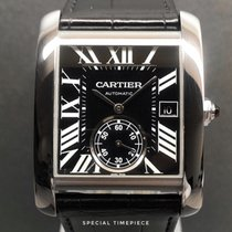 Cartier Tank MC W5330004 Velmi dobré Ocel 34,3mm Automatika