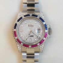 Rolex GMT-Master II Steel 40mm UAE, Gold and Diamond Park Bldg. 5 Dubai